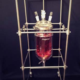 Reator de Vidro borosilicato é o que há de melhor para o seu laboratório